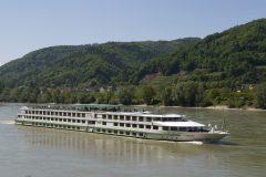 L'Europe en navigation sur le Danube dans la Wachau