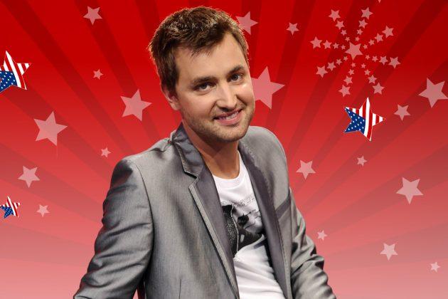 Sébastien Rey, animateur RTS et Rhône FM