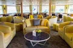 MS - Vasco de Gama - salon-bar ©CroisiEurope