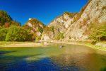 Dunajec rivière Gorge