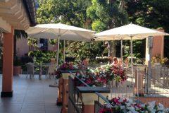 Hôtel Monte Rosa Chiavari - terrasse